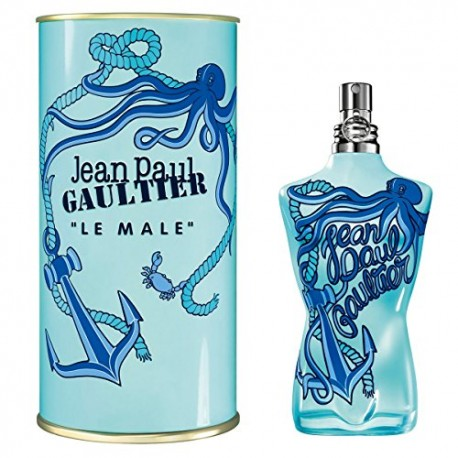 Jean Paul gaultiert le male Summer Edition Homme/Men, eau de toilette en vaporisateur 125 ml, 1er Pack (1 x 125 ml)
