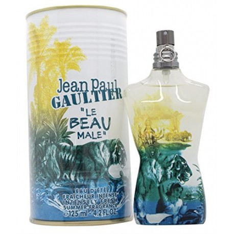 Le Beau Male 125ml EDT Spray Summer 2015 Edition