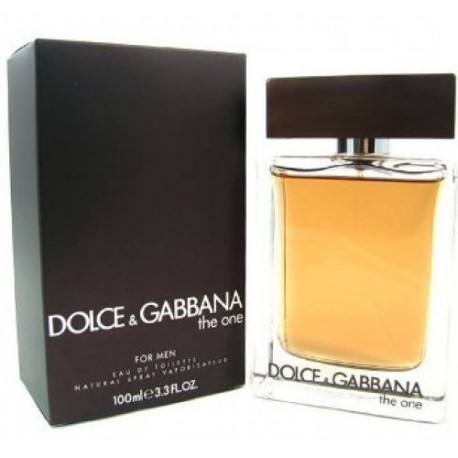 Dolce & Gabbana The One Men Eau de Toilette vapo 100ml