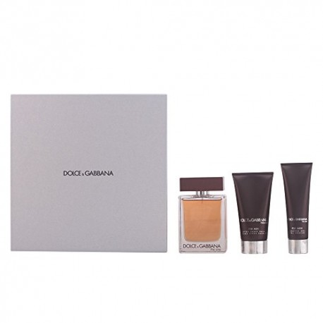Dolce and Gabbana The One Men Eau De Toilette Vaporisateur 100ml Coffret 2 Produits