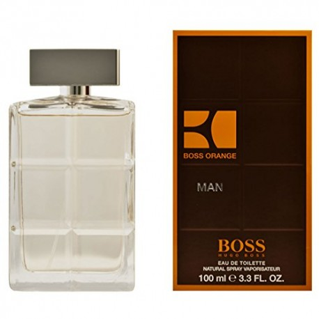 BOSS ORANGE MAN 100ml edt vapo