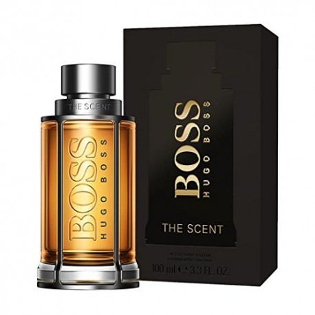 BOSS THE SCENT Lotion apres rasage 100ml