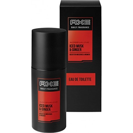 Axe Daily Fragrance parfum déodorant Homme Spray Adrenaline 100ml