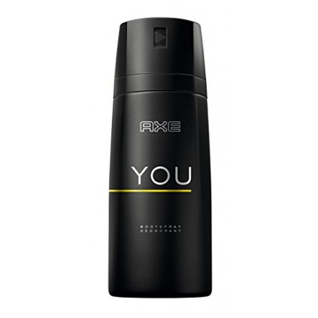 Axe Déodorant Spray Anti Transpirant You pour Homme 150ml