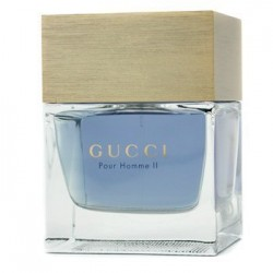 Gucci II Pour Homme Eau De Toilette-Spray Gucci II Pour Homme-100 ml/3,3 Oz Gucci Beauty by [] (English Manual)