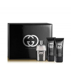 Gucci Guilty Pour Homme EDT 50 ml + 50 ml ASB + 50 ml SG M