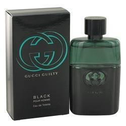 GUCCI GUILTY BLACK MAN EDT 50ML