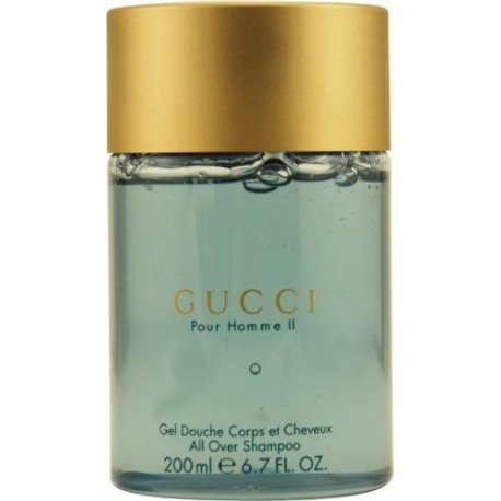 Gucci Pour Homme II de Gucci All Over shampooing 200ml