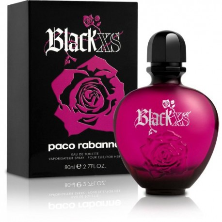 Paco Rabanne BlackXS For Her Eau de Toilette 80ml