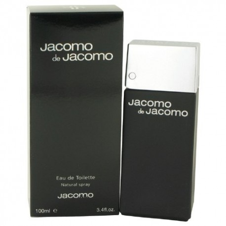 JACOMO DE JACOMO by Jacomo Eau De Toilette Spray 3.4 oz / 100 ml for Men by Jacomo