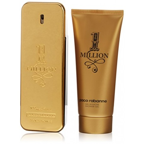 Paco Rabanne 1Million Eau De Cologne + Gel De Bain - 1 Pack