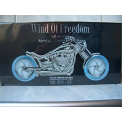 Wind Of Freedom Silver Star Special Limited Edition