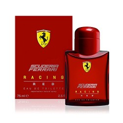 Ferrari Scuderia Ferrari – Racing Red Eau de toilette Spray 75 ml