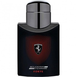 Scuderia Ferrari forte, description eau de parfum spray 75 ml