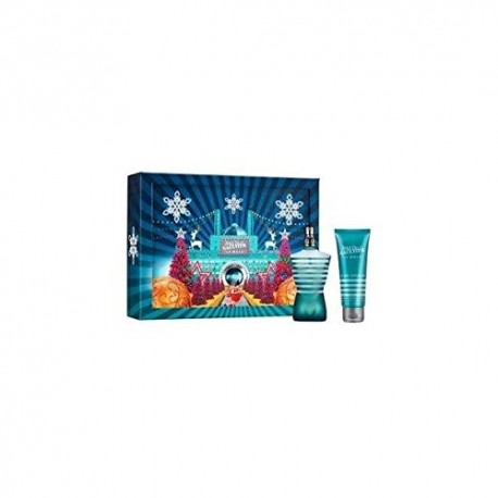 Jean Paul Gaultier LE MALE Xmas 2016 Coffret : 75ml Eau De Toilette EDT & 75ml Shower Gel
